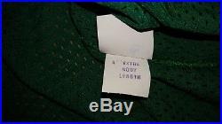 1991-92 Boston Celtics Larry Bird SIGNED / AUTO Pro Cut Jersey 46 + 4 inches
