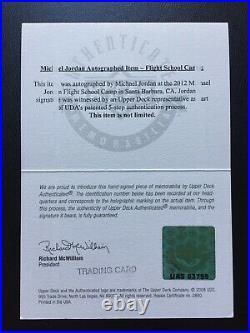 1992 Stadium Club Beam Team Michael Jordan Bgs 9.5 Signed Upper Deck Uda Auto 10