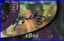 1997 Upper Deck Spx Kobe Bryant Auto Rookie Card Signed Rc Psa 10 Buybacks Uda