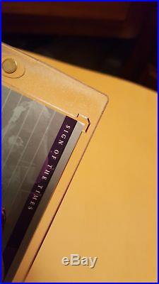 1999-00 Sp Authentic Sign Of Times Sott Kobe Bryant #8 Autograph Auto Exquisite