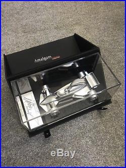 2017 Autosport Awards Table Centre Piece -Signed Nelson Piquet F1 Model