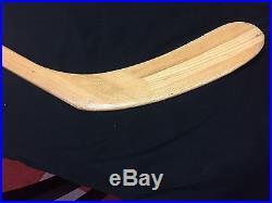 2 Wayne Gretzky Sticks 1 signed Easton Game Model Aluminum Gripper Upper Deck UD