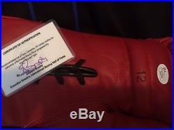ARTURO GATTI hand signed EVERLAST BOXING GLOVE AMAZING+RARE JSA LETTER