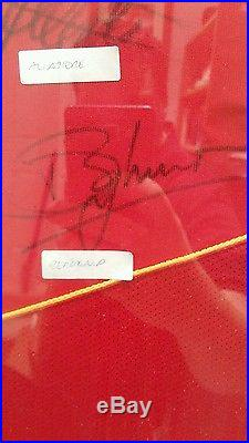 Arsenal 2005 FA Cup winning signed shirt