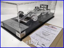 Autosport Awards 2018 SIGNED Nigel Mansell, Ferrari 640 Formula 1, 1/18 Amalagam