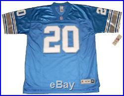 Barry Sanders Autographed Signed Detroit Lions #20 NFL Pro Line Jersey Schwartz