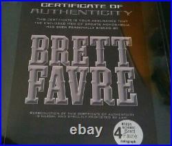 Bart Starr Brett Favre Aaron Rodgers Signed Full Size Helmet Packers Auto
