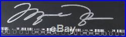 Beautiful Michael Jordan Signed Art Of The Dunk 12x22 Photo UDA Upper Deck COA