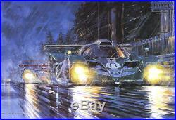 Bentley Returns Le Mans 2001 Signed Nicholas Watts