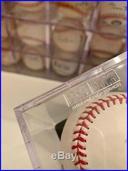 Bryce Harper Autographed Rookie Ball Signed Auto Baseball Omlb Nationals Psa Dna