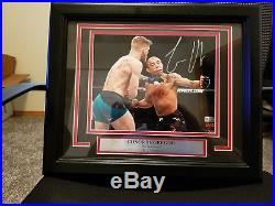 Conor McGregor Autographed Signed UFC Champion Fanatics W COA NO RESERVE