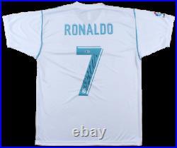 Cristiano Ronaldo Signed Real Madrid Jersey (Beckett COA)