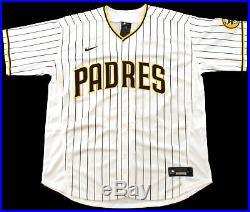 Fernando Tatis Jr. Signed Autographed San Diego Padres White Home Jersey JSA COA