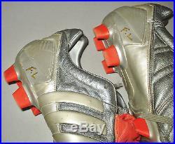 Frank Lampard Match Worn & Signed Adidas Predator 2002 Mania Football Boots COA