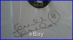 Frank lampard signed away shirt framed
