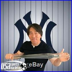 Hideki Matsui Yankees Signed 09 WS MVP 2009 World Series Baseball JSA Auth