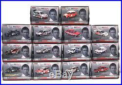 Jimmy McRae SIGNED Complete Set, Colin McRae tribute collection, 143 Corgi #HHF