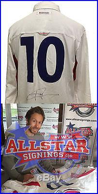 Jonny Wilkinson Framed Signed #10 England Rugby Shirt World Cup Coa & Proof