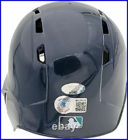 Ken Griffey Jr. Autographed Mariners Mini Helmet Beckett & Mcs Holo 196961