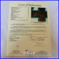 Ken Griffey Jr. Signed Authentic 1990 Seattle Mariners Game Model Jersey JSA COA