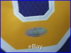 Kobe Bryant Signed Jersey Authentic (COA)