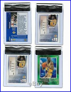 Kobe Bryant signed autograph jersey! 10/24, plus Rookie cards and more
