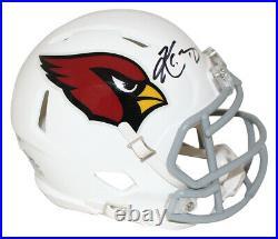 Kyler Murray Autographed/Signed Arizona Cardinals Speed Mini Helmet BAS 24986