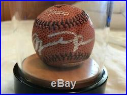 MICHAEL JORDAN UDA NIKE Signed Auto /1000 B-ball BasketBall/Baseball Upper Deck