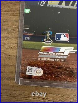MIKE TROUT signed 16x20 photo Auto Autograph LA Angels MLB Authentic Holo
