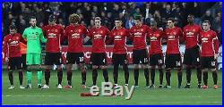 bfca17f690e Manchester United POGBA Poppy Premier League Match Shirt MATCH WORN AND  SIGNED