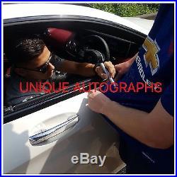 Manchester United Signed Shirt 2016/2017 24, Zlatan, De Gea Proof Framed