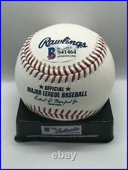 Mariano Rivera Signed Auto Autographed Rawlings ROMLB Baseball HOF 2019 BAS COA