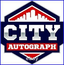 Michael Jordan Signed Auto 1990 -91 Fleer NBA All Stars #5 Autographed Card BAS