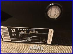 Michael Jordan Signed Uda Space Jam Jordan 11 Size 12 New Upper Deck Authentic