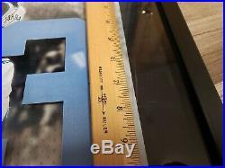 Michael Jordan UDA Auto Upper Deck Signed Autograph numbers UNC framed
