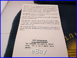 Michael Jordan UDA Certified Signed Autographed Official Game Basketball BULLS