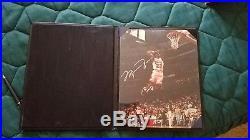 Michael Jordan signed 8x10 photo UDA COA