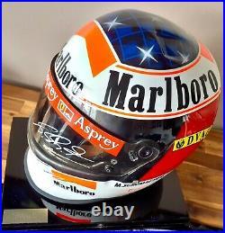 Michael Schumacher 1998 Helmet 1/1 Signed