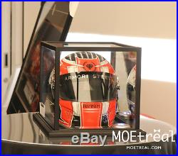 Michael Schumacher Signed Helmet Autographed Ferrari F1 Bell 2000 Racing Asa Coa