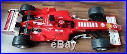 Michael Schumacher Signed Very Big Ferrari Model