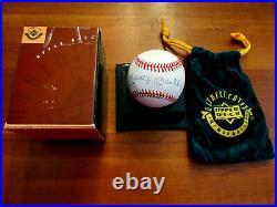 Mickey Mantle 1961 Wsc Ny Yankees Hof Signed Auto Vintage Oal Baseball Udu & Box