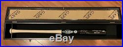 Mike Trout Signed OLD HICKORY Bat Auto MLB AUTH Hologram Millville Meteor RARE