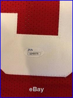 Nick Bosa And Joey Bosa Ohio State Buckeyes Signed Jersey JSA COA RARE ROOKIE XL