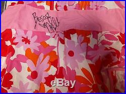 Nikki The Bella Twins Signed WWE Photo Shoot Worn Used Apron PSA/DNA Diva Ring