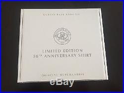 Qpr Limited-edition 1967 Commemorative Shirt Signed By Qpr Legends