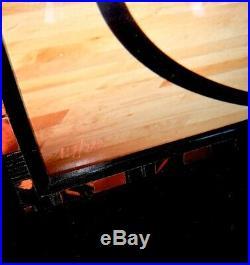 RARE UDA COA LE Jordan Pippen Rodman Auto Signed Upper Deck Museum Framed Bulls
