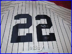 ROGER CLEMENS Autographed Yankees Majestic XL Jersey TRISTAR COA AUTO SIGNED HOF