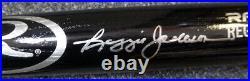 Reggie Jackson Autographed Signed Rawlings Bat Yankees, A's Psa/dna 110760