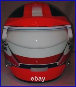 Robert Kubica Helmet Formula 1 BMW Sauber 2009 signed Size S