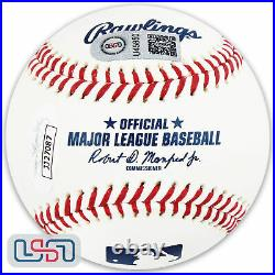 Ronald Acuna Jr. Braves Autographed Signed #13 Major League Baseball JSA Auth